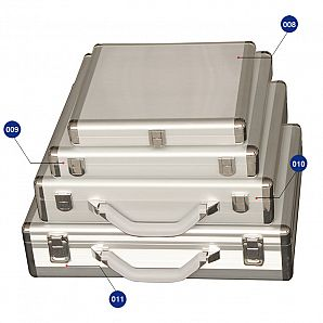 Standard Aluminum Document Case & Alu Mappe Style Case