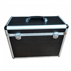 Aluminum Pilot Case with Costoms Lock