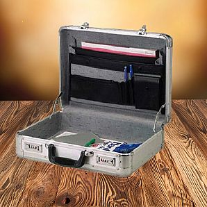 Aluminum Attache Case
